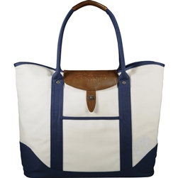 ORDERING HAS CLOSED - Cutter & Buck Legacy Cotton  Canvas Boat Tote