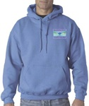 Adult Gildan 50/50 Hooded Sweatshirt