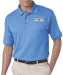 Men's Egyptian Cotton Interlock Polo
