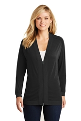 Port Authority® Ladies Concept Bomber Cardigan, Steve Moyer Nissan logo