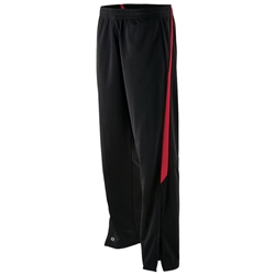Holloway Determination Pant, Black/Scarlet